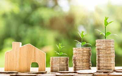 Finanzieller Zuschuss für smarte Sicherheit